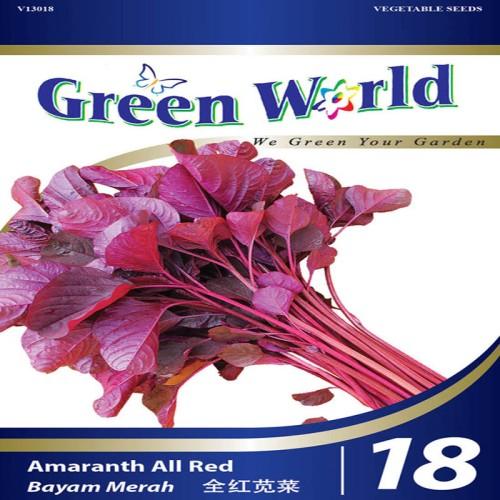 Vegetables Seed (Greenworld)