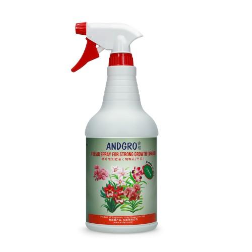 Foliar spray (Strong growth)